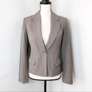Express Single Button Blazer Jacket 6 One Button